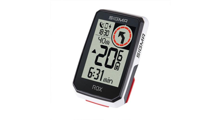 Sigma ROX 2.0 GPS Cycling Computer White