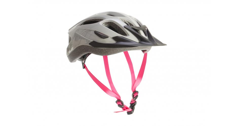 XLC Leisure Helmet Grey/Pink