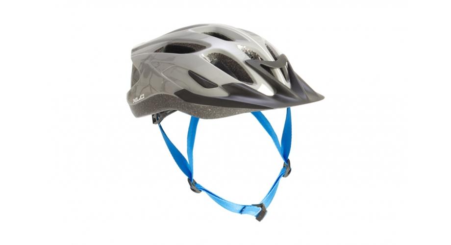 XLC Leisure Helmet Grey/Blue