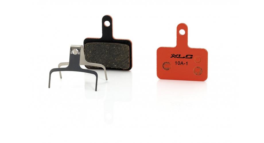 XLC Organic Disc Brake Pads - Shimano Deore